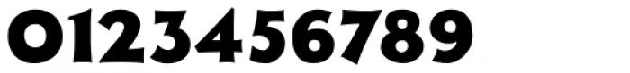 Xavier Sans Black Font OTHER CHARS