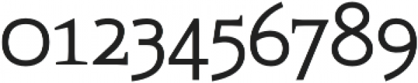 Xcetera Regular otf (400) Font OTHER CHARS