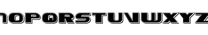 Xcelsion Punch Font UPPERCASE