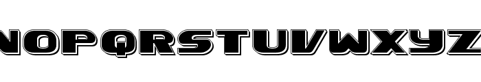 Xcelsion Punch Font LOWERCASE
