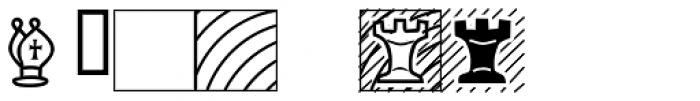 XChessterton One Font LOWERCASE