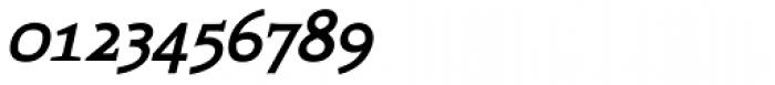 Xcetera Bolditalic Font OTHER CHARS