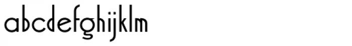 Xctasy Sans RR Medium Alternates Font LOWERCASE