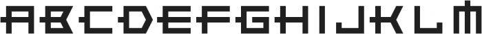 Xero's Karma ttf (400) Font UPPERCASE