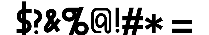 Xelita Font OTHER CHARS