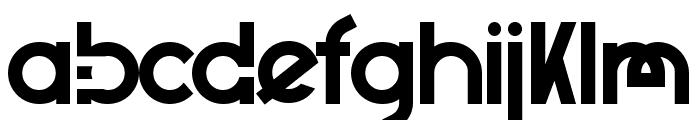XelitaBold Font LOWERCASE