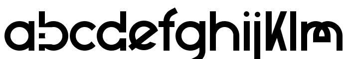 Xelita Font LOWERCASE