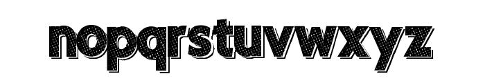XeroTypique Font LOWERCASE