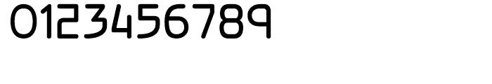Xenara Regular Font OTHER CHARS