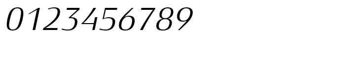 Xenois Semi Italic Font OTHER CHARS