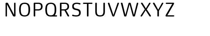 Xenois Soft Regular Font UPPERCASE