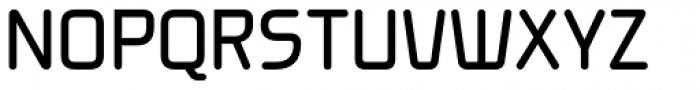 Xenara Regular Font UPPERCASE