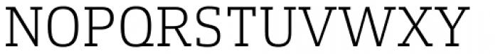 Xenois Slab Light Font UPPERCASE