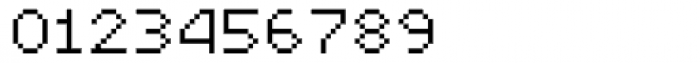 Xerxes Light Font OTHER CHARS