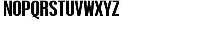 Xheighter Light Font UPPERCASE