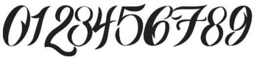 Xibalba otf (400) Font OTHER CHARS