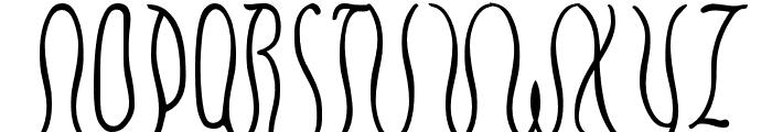 XIPAROS Font UPPERCASE