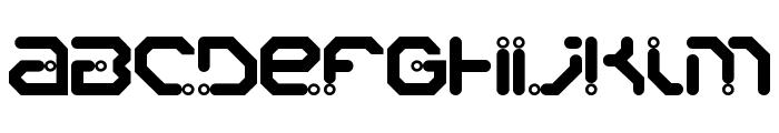 Xiaxide Font LOWERCASE