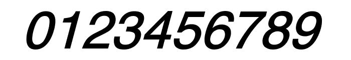 XM Yermook Bold Italic Font OTHER CHARS