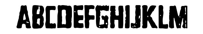 Xoxo Font UPPERCASE