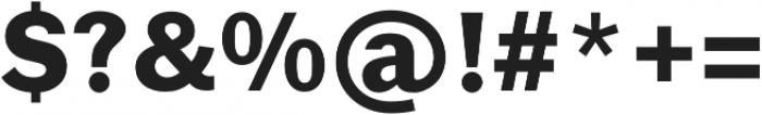 Xpress Bold otf (700) Font OTHER CHARS
