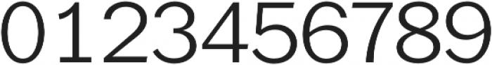 Xpress Light otf (300) Font OTHER CHARS