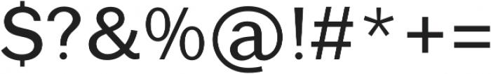 Xpress otf (400) Font OTHER CHARS
