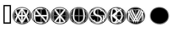 XPFourTwoContour Medium Font OTHER CHARS