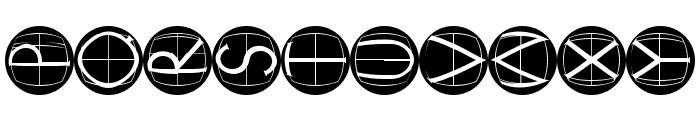 XperimentypoFSBlack Font OTHER CHARS