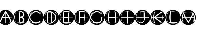 XperimentypoFSBlack Font UPPERCASE