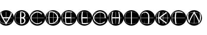 XperimentypoFSBlack Font LOWERCASE