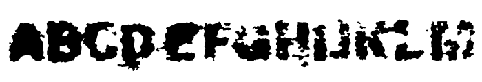 Xposed Font UPPERCASE