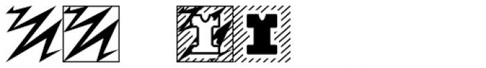 XPawnShop Z Font LOWERCASE