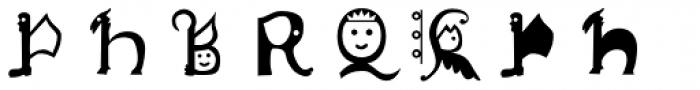 XPawnShop Font OTHER CHARS