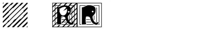 XPawnShop Font LOWERCASE