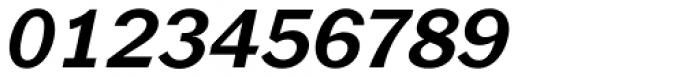 Xpress Demi Bold Italic Font OTHER CHARS
