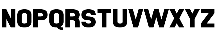 Xsotik Font UPPERCASE