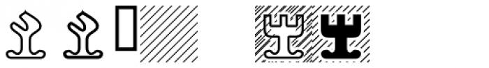 XSeeder Chess Font UPPERCASE
