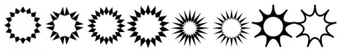 XStella Stern One Font LOWERCASE