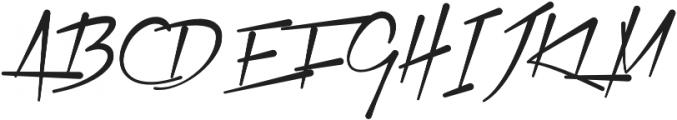 Xtreem Fat otf (800) Font UPPERCASE