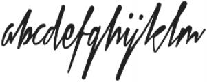 Xtreem Medium otf (500) Font LOWERCASE