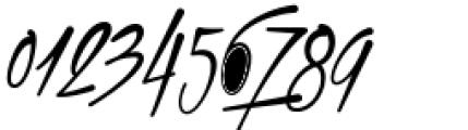 Xtreem Medium Font OTHER CHARS