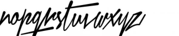 Xtreem Medium Font LOWERCASE