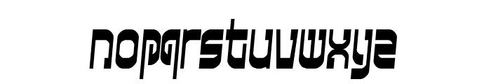 Xtraordinary Font LOWERCASE