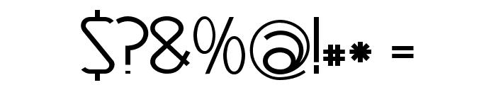 Xtravagant Font OTHER CHARS