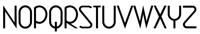 Xtravagant Font UPPERCASE