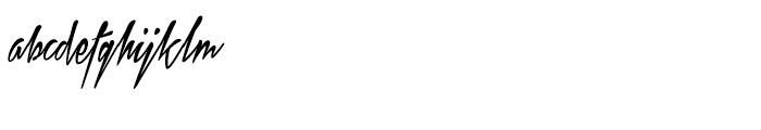Xtreem 2 Regular Font LOWERCASE