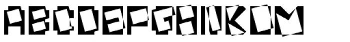 Xtoxina Font UPPERCASE