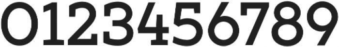 XXII Geom Slab Medium otf (500) Font OTHER CHARS