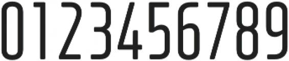 XXII Neue Norm RndCnd Medium otf (500) Font OTHER CHARS